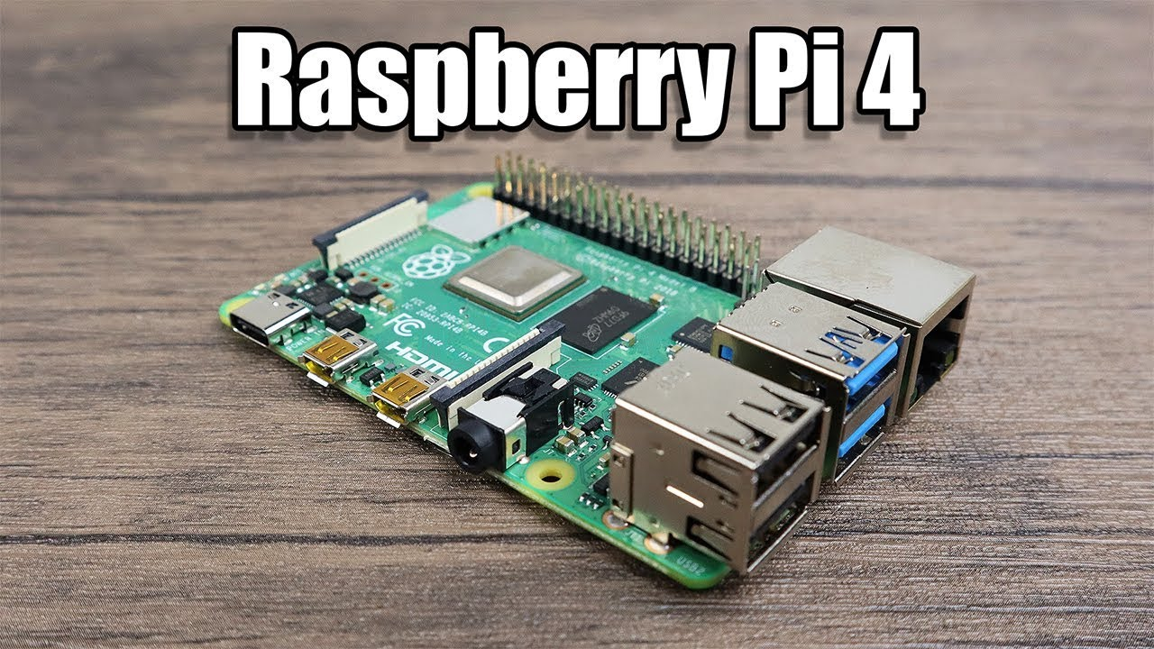 What's New in Raspberry Pi 4 -  It's Specifications and Features